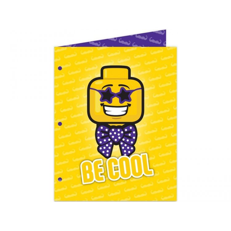LEGO Iconic Papírová složka - Be Cool