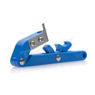 Alpha spojkový klíč (modrý)