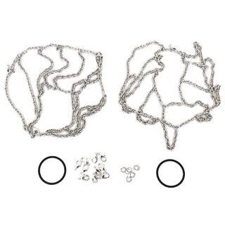 Sněhové řetězy pro 2.2 (120mm) gumy, 2 ks.