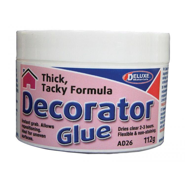 Decorator Glue speciální lepidlo na dekorace 112g