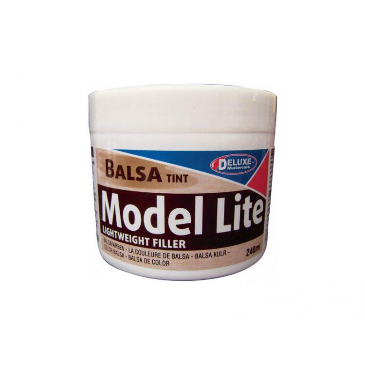 Model Lite Balsa lehký tmel na dřevo v barvě balsy 240ml