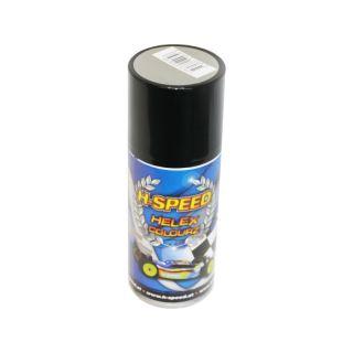 H-SPEED Spray na lexan 150ml stříbrný