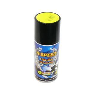 H-SPEED Spray na lexan 150ml fluoresc. žlutý