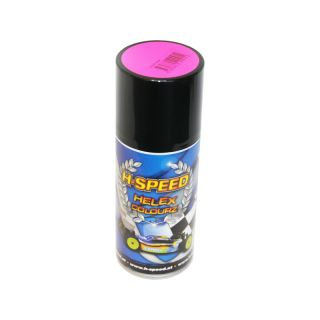 H-SPEED Spray na lexan 150ml fluoresc. fialový