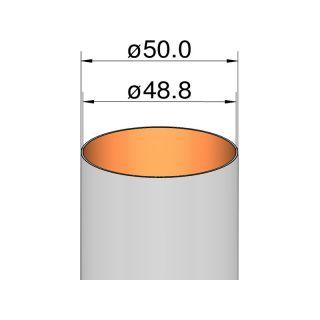 Klima Papírová trubka 50mm / 500mm