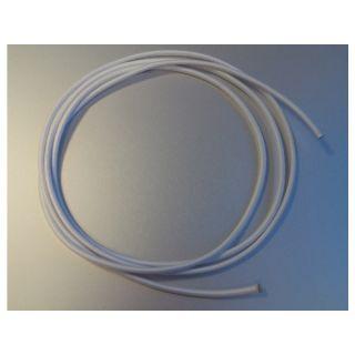 Klima Šňůra elastická pr. 3mm 1.5m bílá