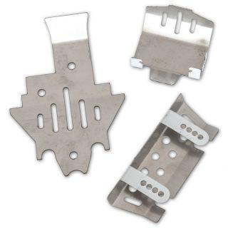 Spodní hliníková ochrana šasi pro TRX-4