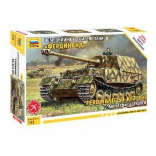 Model Kit tank 5041 - Ferdinand Sd.Kfz.184 (1:72)