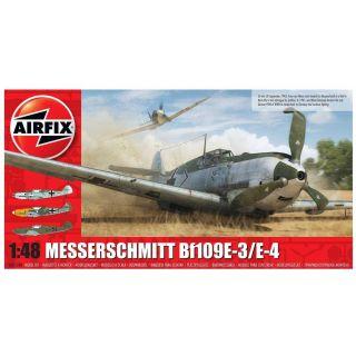 Classic Kit letadlo A05120B - Messerschmitt Bf109E-3/E-4 (1:48)
