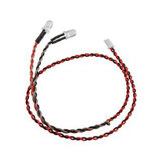 Axial AX24253 LED osvětlení 2x červená