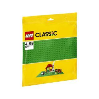 LEGO Classic - Zelená podložka na stavění