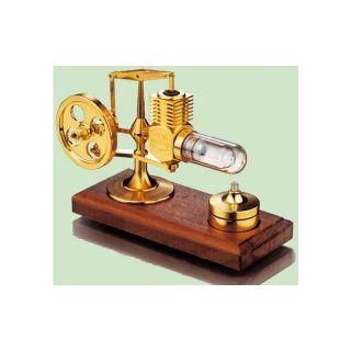 Krick Motor Stirling zlatý smontovaný