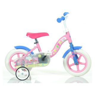 """DINO Bikes - Dětské kolo 10"""" Pepa Pig"""