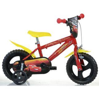 "DINO Bikes - Dětské kolo 12"" Auta 3"