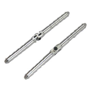 Hliníkový pant 4.5x70mm pevný (2)