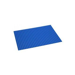 HUBELINO Podložka na stavění 28 x 20 bodů modrá