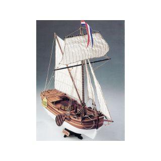 COREL Leida rybářská loď 1:64 kit