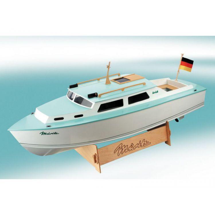 Krick Kajutový člun Müritz kit