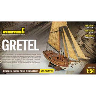 MAMOLI Gretel 1:54 kit