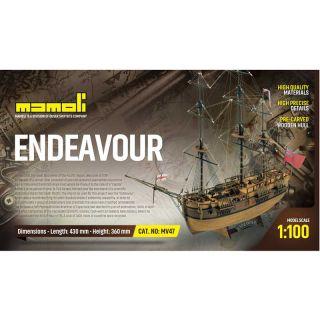 MAMOLI Endeavour 1769 1:100 kit