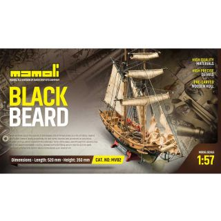 MAMOLI Blackbeard 1:57 kit