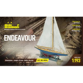 MINI MAMOLI Endeavour II 1:193 kit