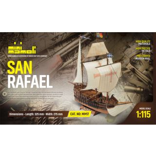 MINI MAMOLI San Rafael 1:115 kit
