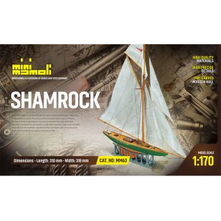 MINI MAMOLI Shamrock 1:170 kit