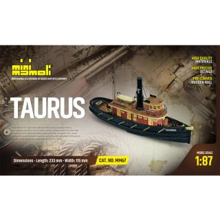 MINI MAMOLI Taurus 1:87 kit