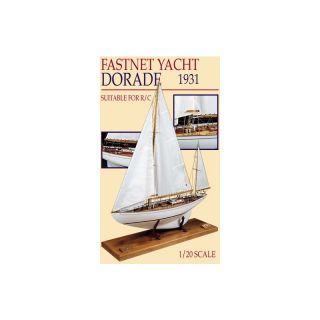 AMATI Dorade plachetnice Fastnet cup 1931 1:20 kit