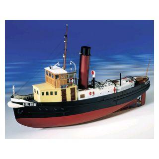 CALDERCRAFT Alte Liebe přístavní remorkér 1931 1:25 kit