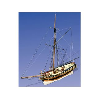 CALDERCRAFT H.M. Chatham 1660 1:64 kit
