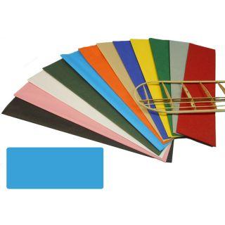 Krick potahový papír tyrkysový 18g/m2 51x76cm (2)