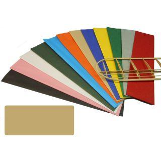 Krick potahový papír světle hnědý 18g/m2 51x76cm (2)