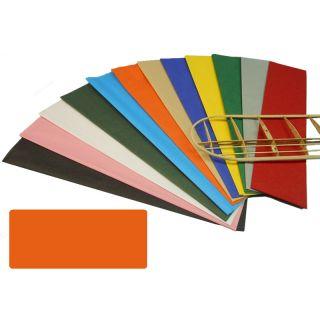 Krick potahový papír oranžový 18g/m2 51x76cm (2)