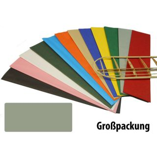 Krick potahový papír světle šedý 18g/m2 51x76cm (50)