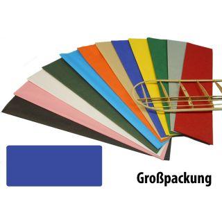 Krick potahový papír modrý 18g/m2 51x76cm (50)