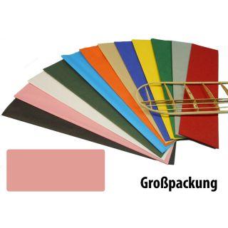 Krick potahový papír růžový 18g/m2 51x76cm (50)