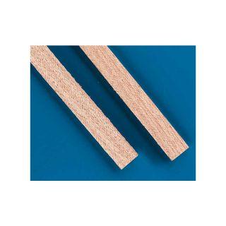 Krick Lišta mahagon sapelli 3x3mm 1m (10)