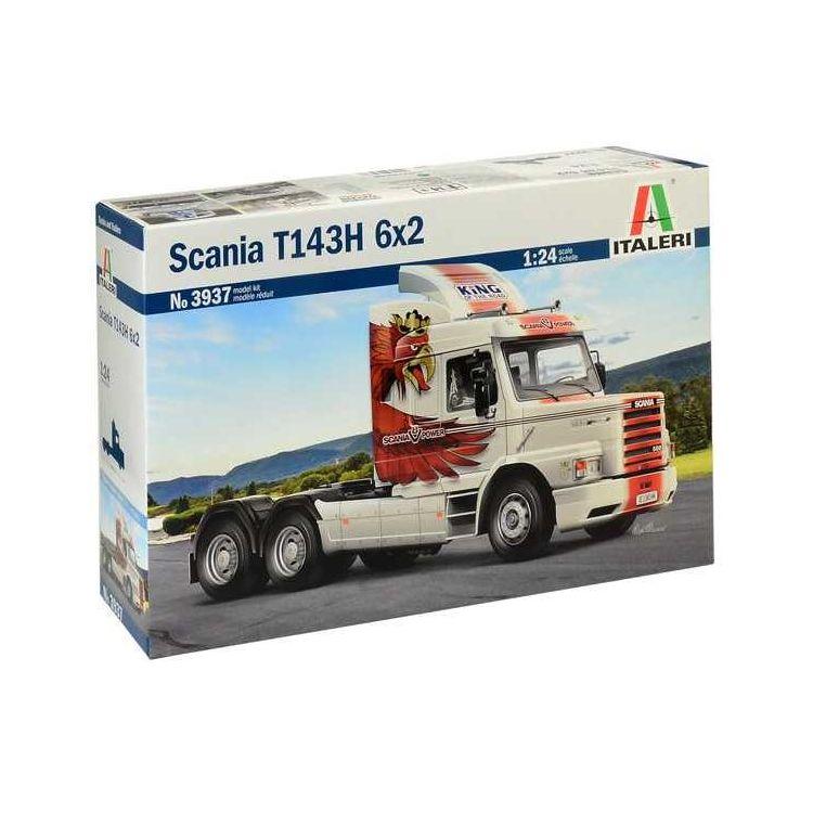 Model Kit truck 3937 - Scania T143H 6x2 (1:24)