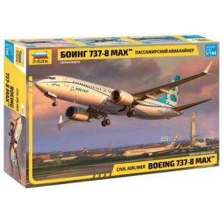 Model Kit letadlo 7026 - Boeing 737- 8 MAX (1:144)