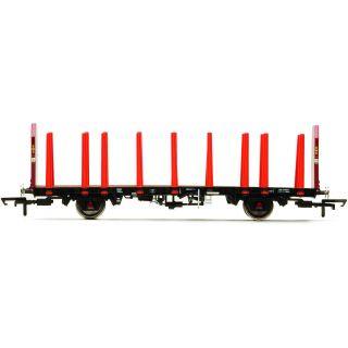 Vagón nákladní HORNBY R6792 - OTA Timber Wagon Tapered Stanchions