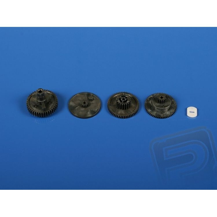5011 převody HS-765HB Karbonite