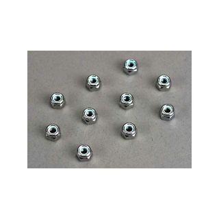 Matice samojistná ocel. zink. M4 (10)