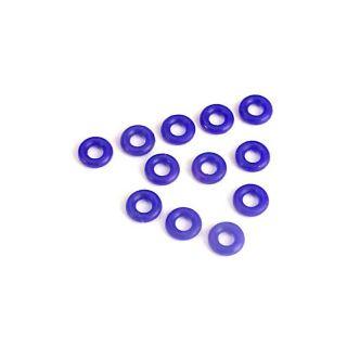 Traxxas - silikonové o-kroužky (12)