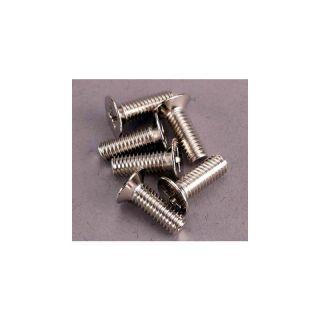 Šroub křížový zapuštěná hlava zink. M4x12mm (6)