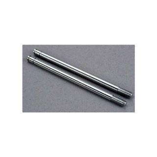 Traxxas - pístnice tlumiče ocel chrom (2)