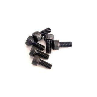 Šroub imbus válcová hlava M2.5x6mm (6)