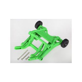 Traxxas - sada wheelie zelená