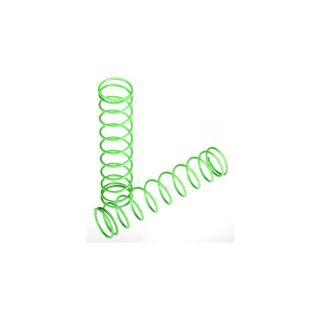 Pružina zadních tlumičů zelená (Monster Jam) (2)